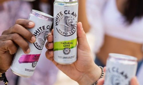 White Claw Cheers